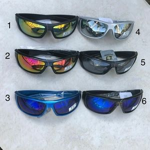 Other - POLARIZED CYCLING DRIVEN SUNGLASSES